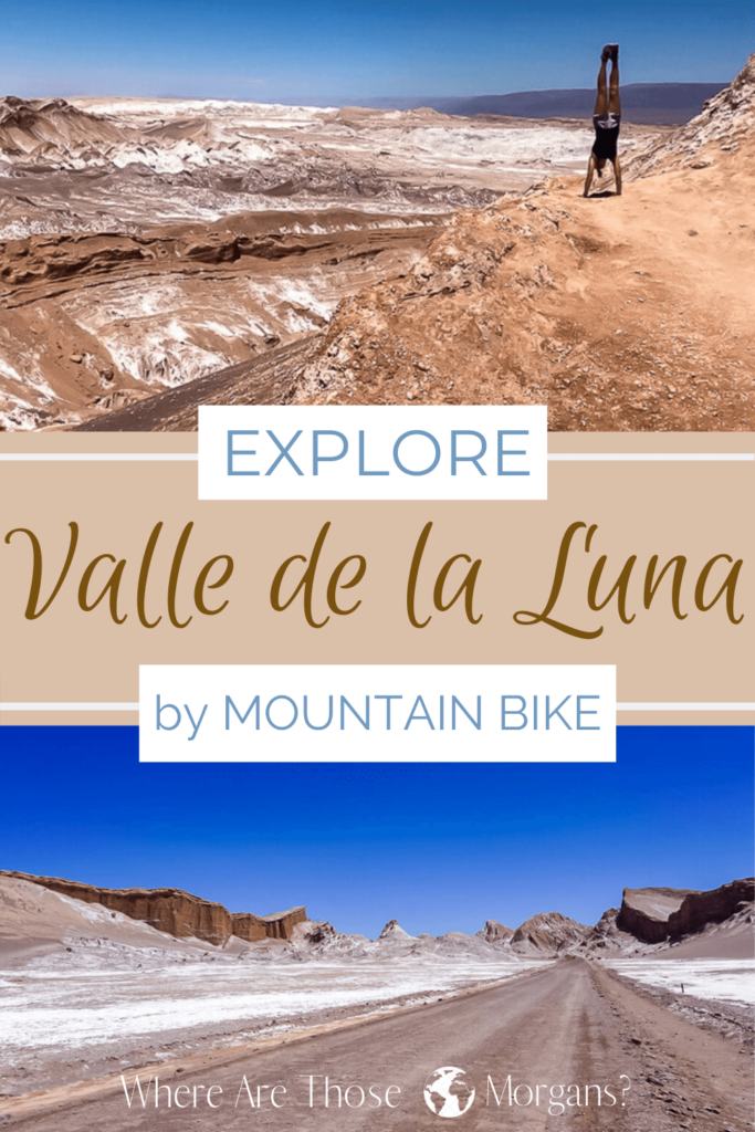 Valle de la Luna mountain bike Pinterest