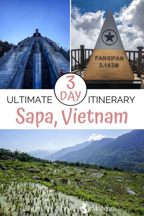 Action Packed 3 Day Itinerary: Sapa, Vietnam