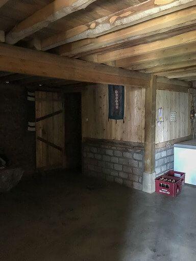 Bedroom in homestay sapa trekking tour