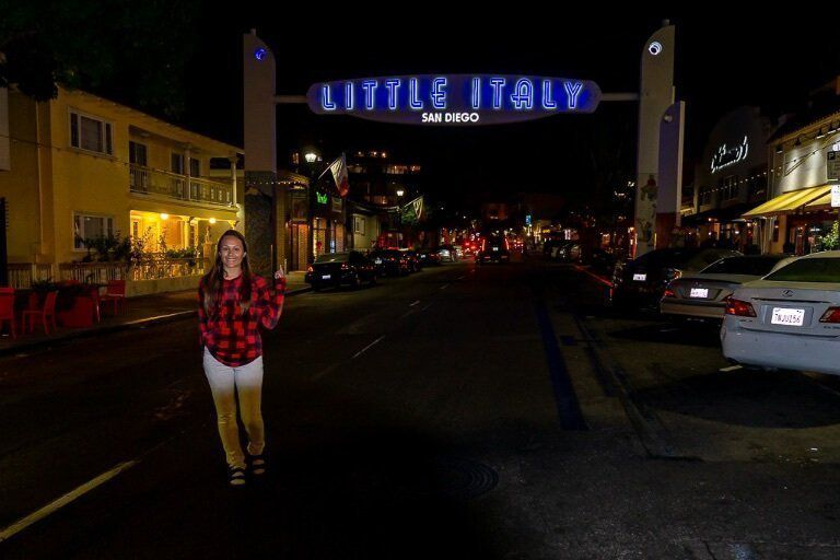 Little Italy San Diego Itinerary
