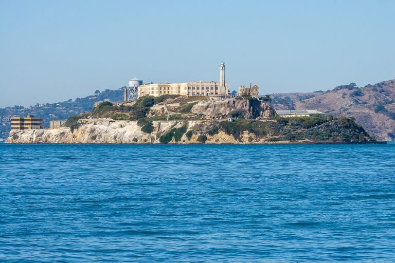 San Francisco itinerary Alcatraz Island one of the best things to do in sf take a tour from pier 33