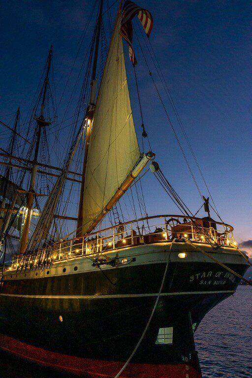 Star of India Embarcadero San Diego
