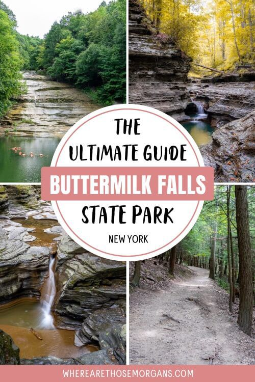 The Ultimate Guide to Buttermilk Falls State Park in Ithaca New York Finger Lakes
