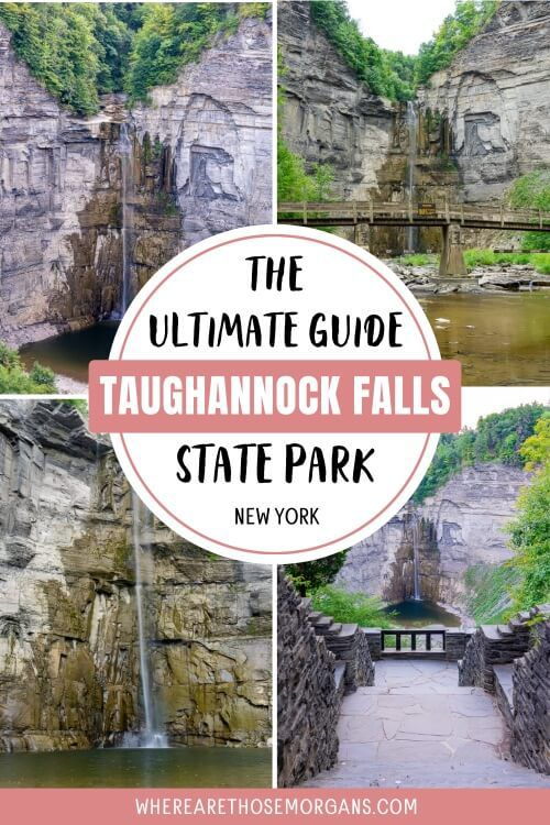 The Ultimate Guide to Taughannock Falls State Park Ithaca New York Finger Lakes