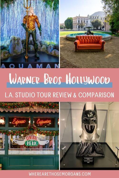 Warner Bros Hollywood LA studio tour review and comparison
