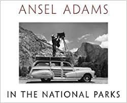 National Parks photography by Ansel Adams gift idea
