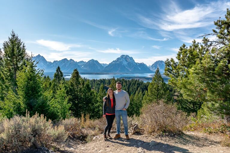 Mark and Kristen where are those morgans at the top of signal mountain in grand teton national park wyoming