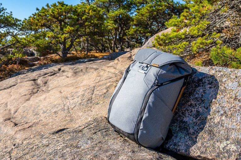 Peak Design Everyday Backpack price is competitive for the functionality and innovation for travel photography and hiking