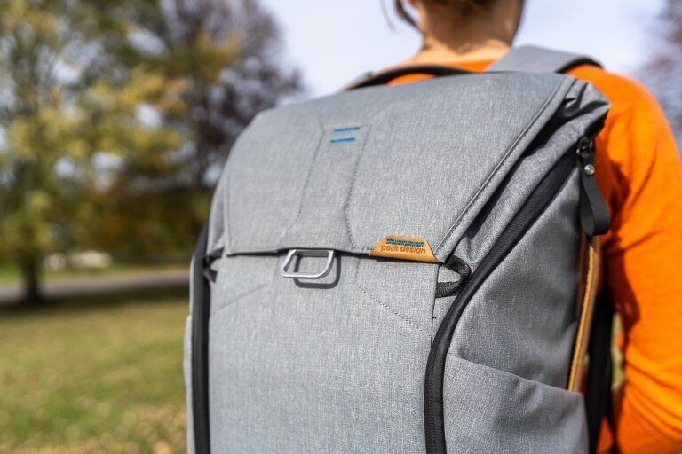 Comfort is an important aspect of a new backpack, the peak design everyday is extremely comfortable