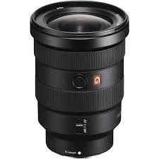 Perfect gift for the photographer sony fe 16-35mm f2.8 GM wide angle zoom lens