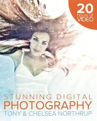 Tony Northrup Stunning Digital Photography One of the best books for beginner photographers to learn from