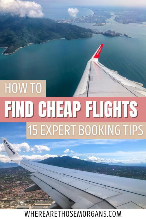 How to find cheap flights 15 expert booking tips
