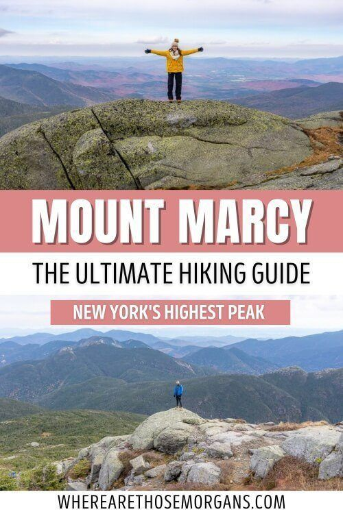 Mount Marcy the ultimate hiking guide new york's highest peak