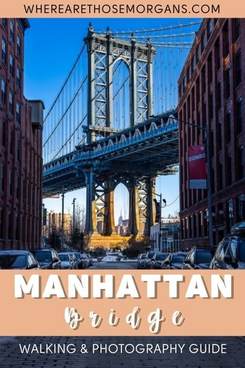 New York City photography dumbo brooklyn