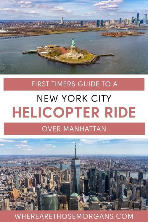 First timers guide to a new york city helicopter ride over manhattan