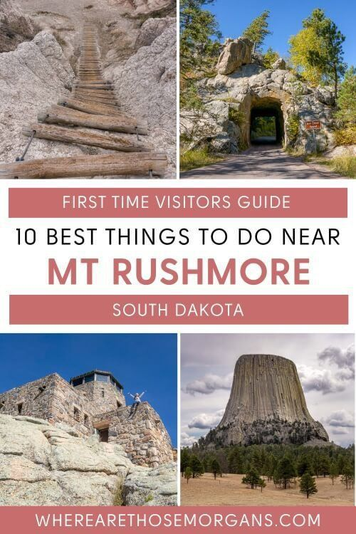 10 Best Things to do near Mount Rushmore South Dakota for first time visitors
