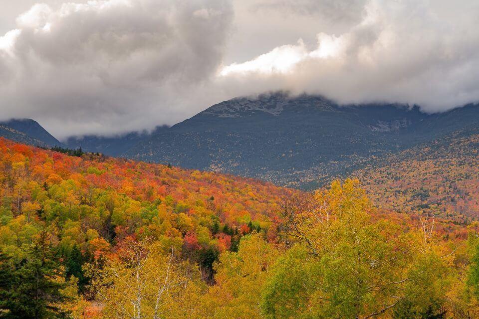 Incredibly cloudy day at Mt Washington NH