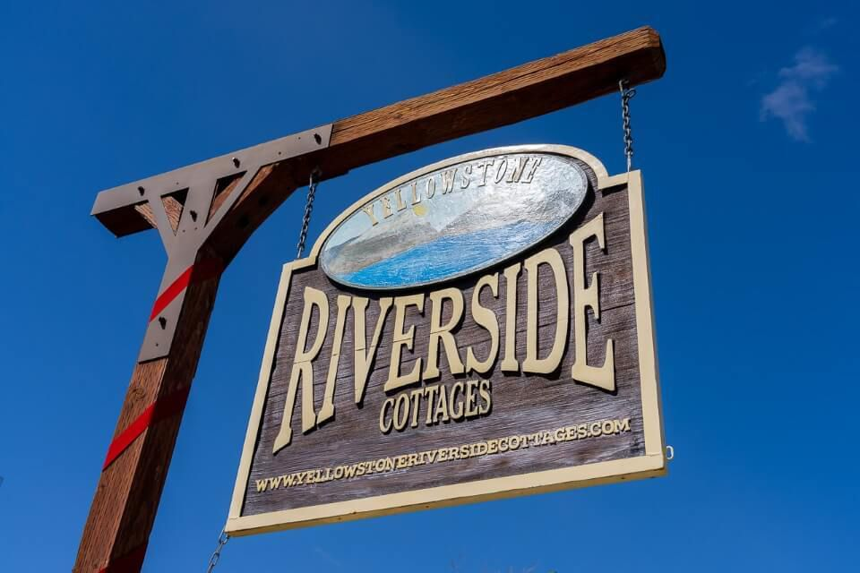 Yellowstone lodging is not open in april so hotels should be booked in gardiner or west yellowstone